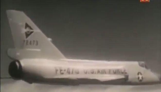Aviones que Nunca Llegaron a Volar - El ultimo avion cohete