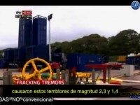 La sombra del fracking o fractura hidraulica