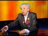 A Solas con Adelina Kondrátieva, veterana de la Guerra Civil Española