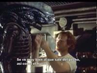 Alien: El octavo pasajero: El diseño de la criatura