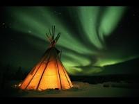 Aurora Boreal, llamaradas en el cielo