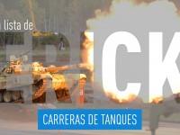 Carreras de tanques (La Lista de Erick)