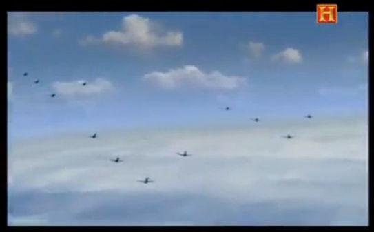 combates aereos la destruccion de la flota japonesa
