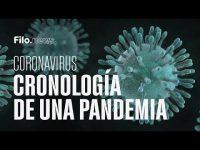 Coronavirus: Cronología de una pandemia