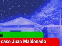 El caso Juan Maldonado (Ovni)
