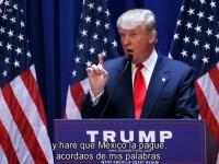 El loco mundo de Donald Trump