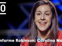 El milagro de Carolina Marín (Informe Robinson)
