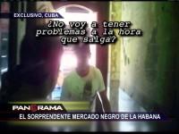 El sorprendente mercado negro de La Habana: un alucinante negocio (Panorama)