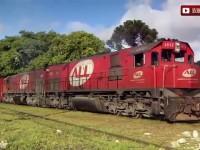 En tren por el sur de Brasil