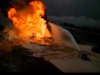 Fuego sobre Kuwait