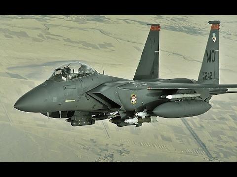 Guerreros del Aire F15