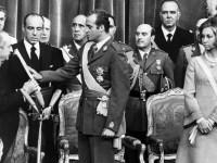 Juan Carlos I, rey constitucional