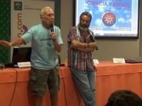 Juan Manuel Sánchez Gordillo en el XIII Congreso de Ciencia y Espíritu