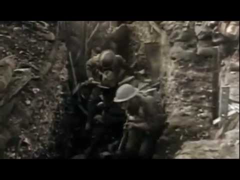 La Primera Guerra Mundial en Color 02 – Matanza en las trincheras