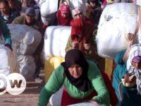 Las mujeres porteadoras de Melilla