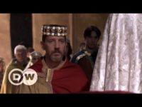 Los alemanes - Carlomagno y los sajones