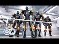 Los robots se hacen cargo