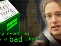 Por qué el voto electrónico es una mala idea