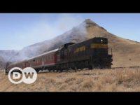 Un viaje en tren por Irán